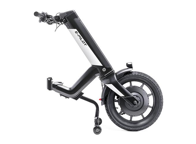 Električni dodatni pogon za invalidska kolica E - Pilot