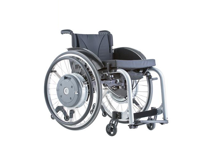 Električni dodatni pogon za invalidska kolica E-Motion