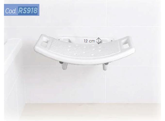 Zidna klupa za tuširanje RS918